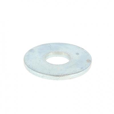 Podložka, pozinkovaná oceľ biela, DIN 9021