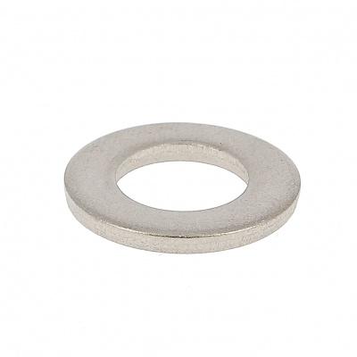 Podložka, nehrdzavejúca oceľ A4, DIN 125A